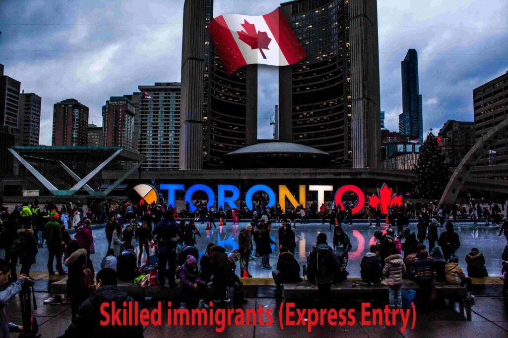 Canadian express entry programs