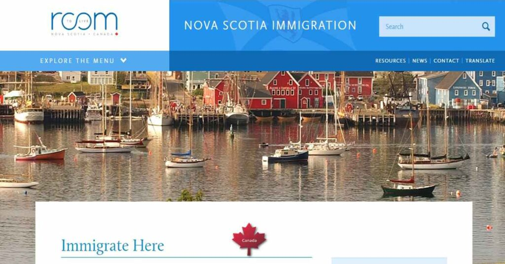 NSNP Canada eligibility facts