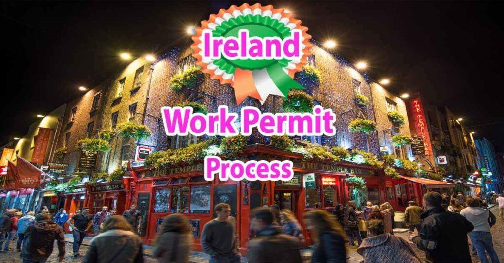 ireland work permit visa