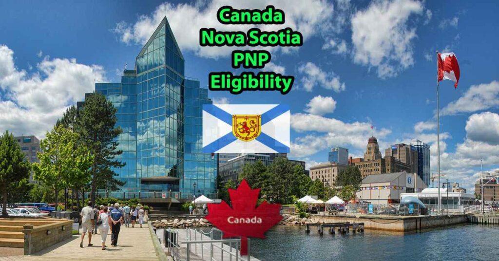 Canada PR programs under NSNP